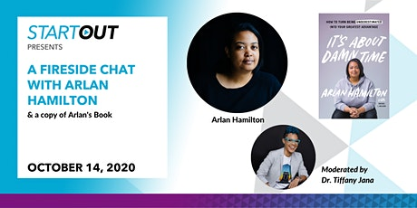 StartOut's Fireside Chat with Arlan Hamilton tickets