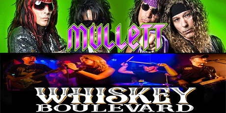 Mullett and Whiskey Boulevard at The Tamarack tickets