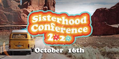 Sisterhood Conference 2020 tickets