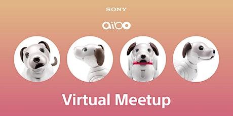 aibo Virtual Meetup 2020 tickets