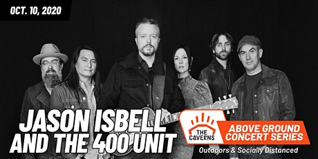 Jason Isbell and The 400 Unit at The Caverns tickets