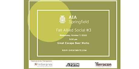 Fall Allied Social (#3) tickets