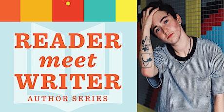 Reader Meet Writer: Miles McKenna tickets