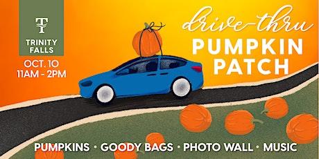 Trinity Falls' Drive-Thru Pumpkin Patch tickets