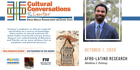 Cultural Conversations at the Center with guest author Matthew J. Pettway tickets