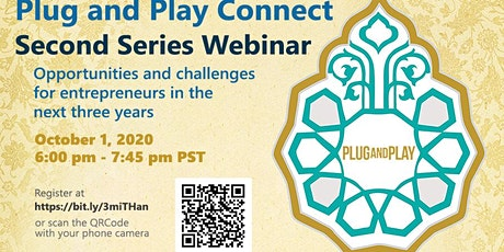 Plug and Play Connect Second Series Webinar tickets