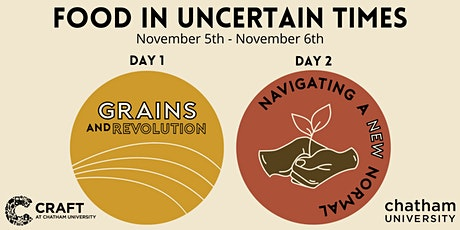 Food in Uncertain Times tickets