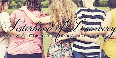 Fall 2020 Sisterhood of Discovery Free Intro Night tickets