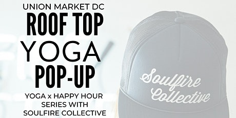 Rooftop Yoga Pop-Up tickets