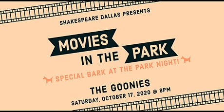 Outdoor Movies in the Park: The Goonies tickets