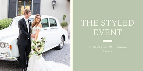 The Styled Event- October | Hosted By Nichole Lauren tickets