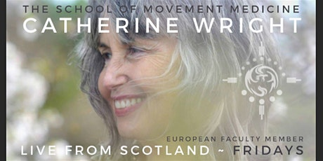 Movement Medicine Friday Afternoon Dance Class tickets