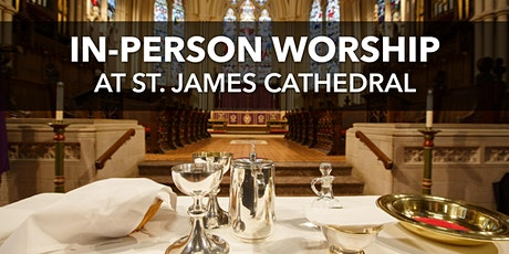 Sunday Service: 9:00am Eucharist tickets