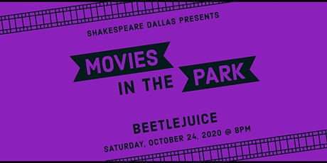 Outdoor Movies in the Park: Beetlejuice tickets