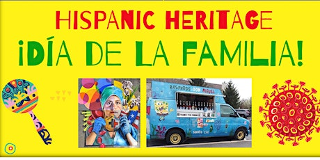 Hispanic Heritage Family Day at BlackRock Center for the Arts tickets