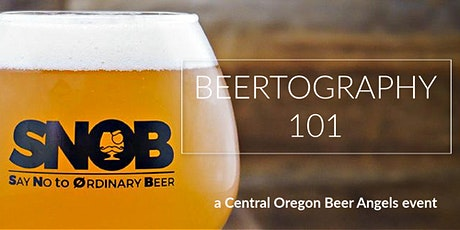 BEERTOGRAPHY 101 (private event) tickets