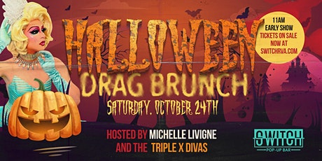 Switch Presents: A Halloween Drag Brunch tickets