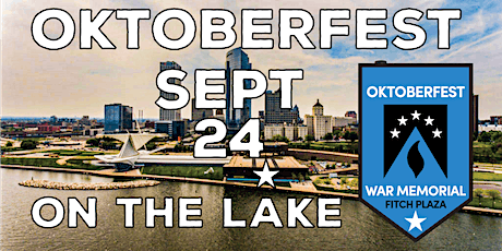 OKTOBERFEST AT THE WAR MEMORIAL - GENERAL ADMISSION - FRIDAY tickets