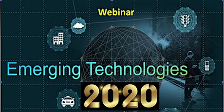 2020 Emerging Technologies and Trends - Fall Webinar tickets