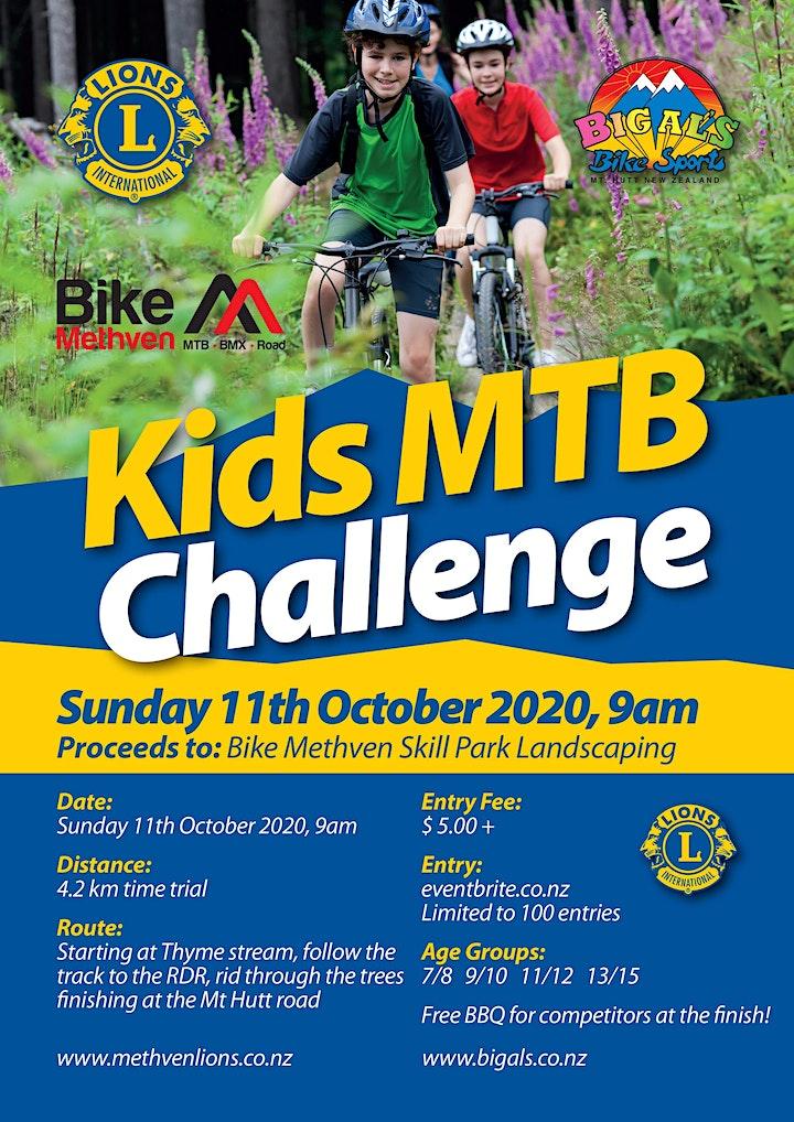 Kids MTB Challenge image