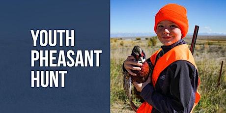 Annabella Youth Pheasant Hunt tickets