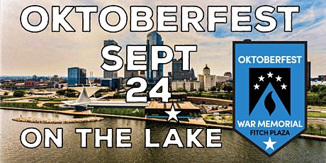 OKTOBERFEST AT THE WAR MEMORIAL - GENERAL ADMISSION - SATURDAY - 4-8PM tickets