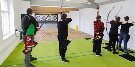 "Indoor Archery @ South Leeds Archers ""The Mill"" tickets"