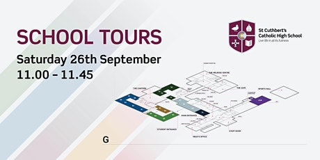 St Cuthberts School Tour – Saturday tickets