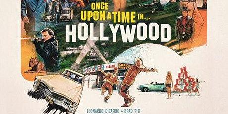 ONCE UPON A TIME IN... HOLLYWOOD tickets