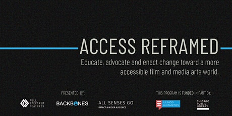 Access Reframed | Creator Conversation tickets