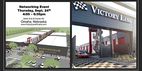 Networking and First Look Event at Victory Lane tickets
