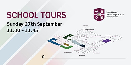 St Cuthberts School Tour – Sunday tickets