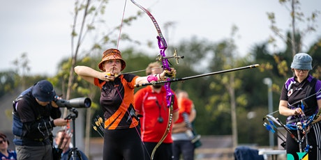 Archery Ireland Back to Competing Event 3 tickets