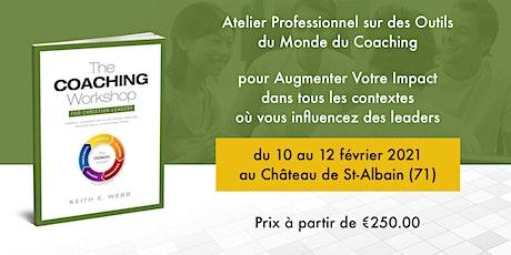 Séminaire << Les  Outils du Coaching >> - 3 Jours de Formation Pro billets