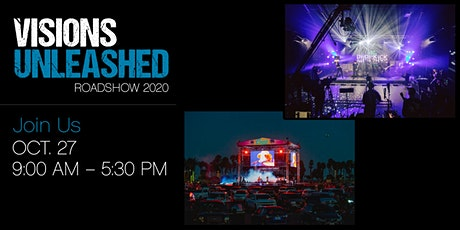 Visions Unleashed Roadshow — Dallas tickets