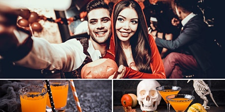 Halloween Booze Crawl Cincinnati 2021 tickets