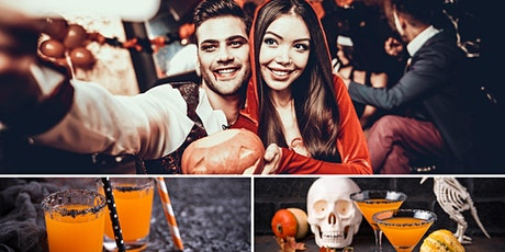 Halloween Booze Crawl Virginia 2021 tickets