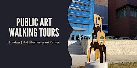 Public Art Walking Tours tickets