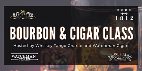 Bourbon & Cigar Class tickets
