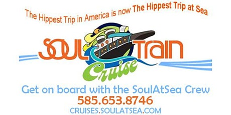 2022 Soul Train Cruise: New Dates, Book Now! tickets