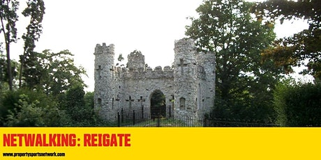 NETWALKING REIGATE: Property & Construction networking in aid of LandAid tickets