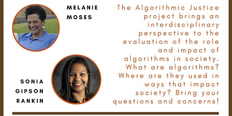 The Algorithmic Justice Project tickets