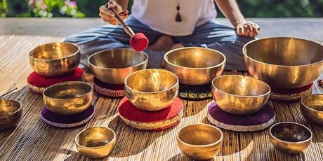 Meditation with Live Sound Healing tickets