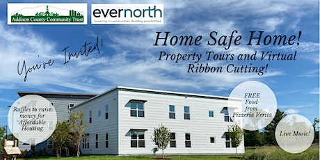 Home Safe Home - Property Tours and Virtual Ribbon Cutting tickets