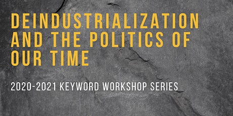 5. Moral Economy: DePOT Keyword Workshop Series tickets