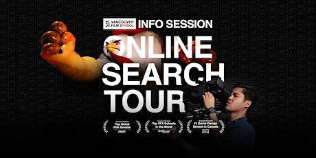 VFS Info Session Tour | Brazil tickets