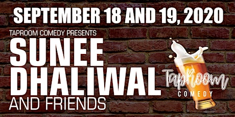 Taproom Comedy Presents:  Sunee Dhaliwal & Friends in Okotoks! tickets