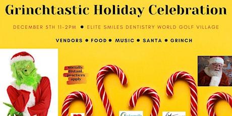 Grinchtastic Holiday Kids Celebration tickets
