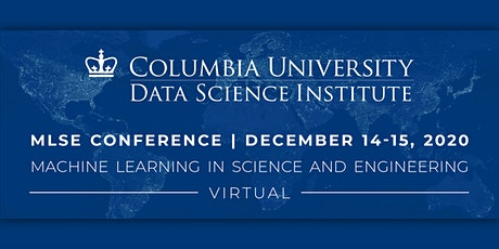 Machine Learning in Science & Engineering tickets