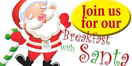 Breakfast,Games,and photos with Santa tickets